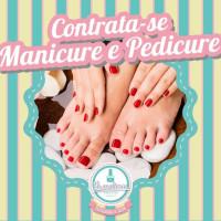 Vaga Emprego Manicure e pedicure Bela Vista OSASCO São Paulo ESMALTERIA Esmalteria Nacional Osasco Bela Vista