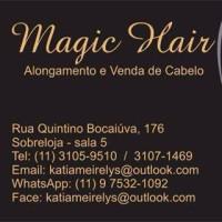 Magic hair SALÃO DE BELEZA