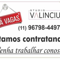 Studio valincius  SALÃO DE BELEZA