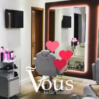 Vaga Emprego Manicure e pedicure Parque Oratório SANTO ANDRE São Paulo BARBEARIA Vous Belle  Studio