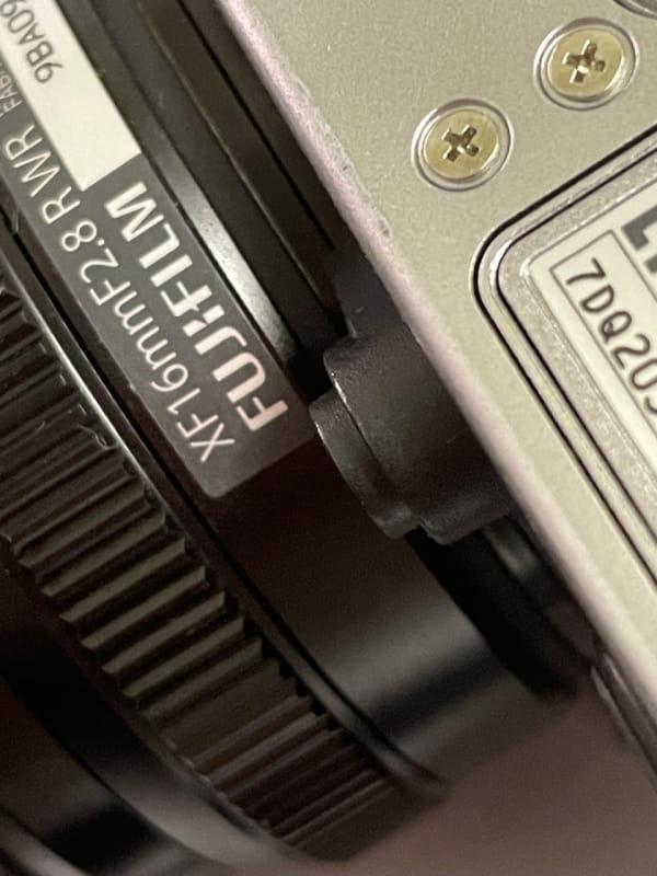 Trouver la date de fabrication d'un matériel photo Fujifilm