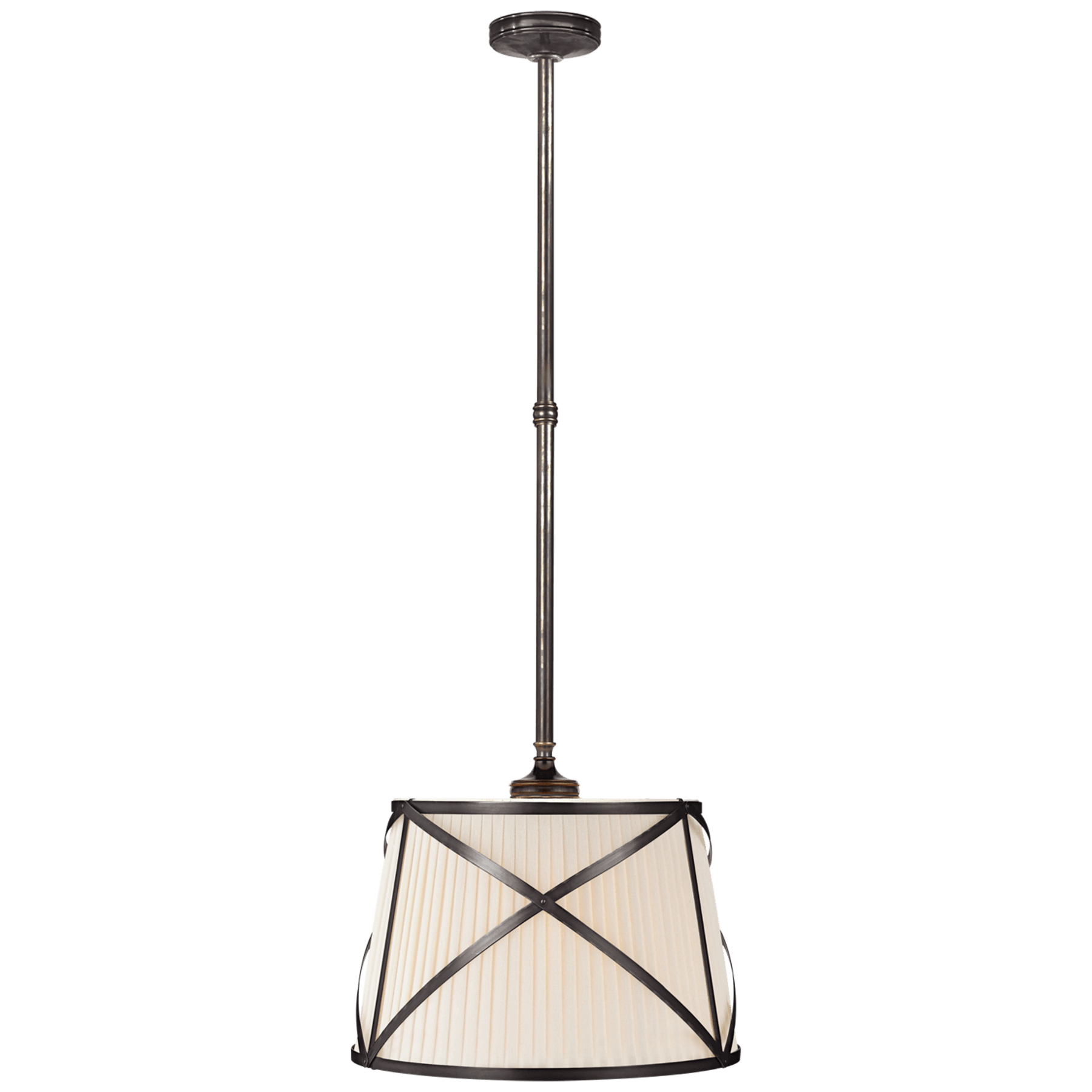 Grosvenor Single Hanging Shade Hanging Shade Ceiling Circa Lighting