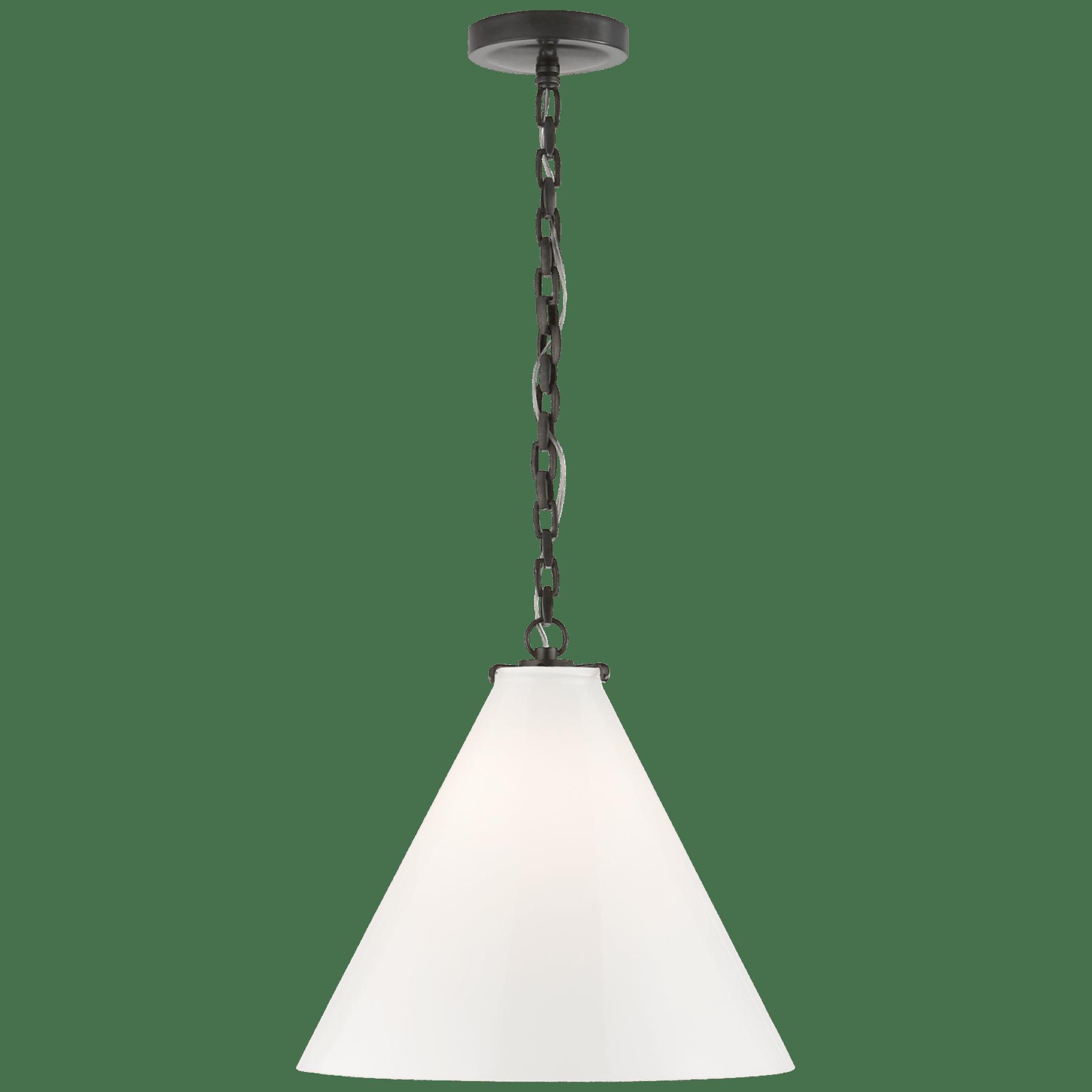 Katie Conical Pendant Designer Thomas O Brien Circa Lighting