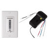 NEO Hardwired Wall Control Transmitter & Receiver (Non-Reversing)