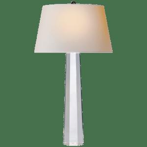 2b38d03319dd Octagonal Spire Large Table Lamp