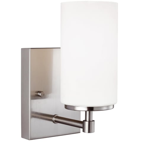 Alturas One Light Wall / Bath Sconce Brushed Nickel