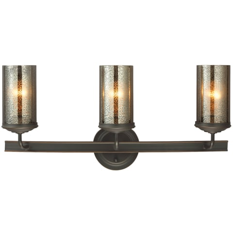 Sfera Three Light Wall / Bath Autumn Bronze