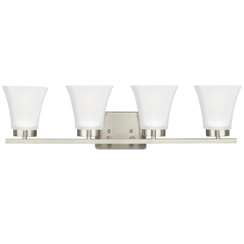 Bayfield Four Light Wall / Bath Chrome