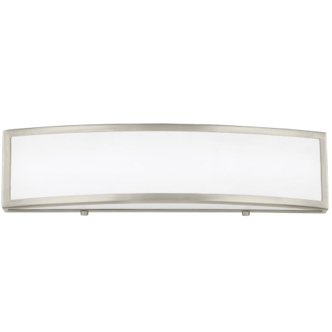 Colusa Small LED Wall / Bath Brushed Nickel