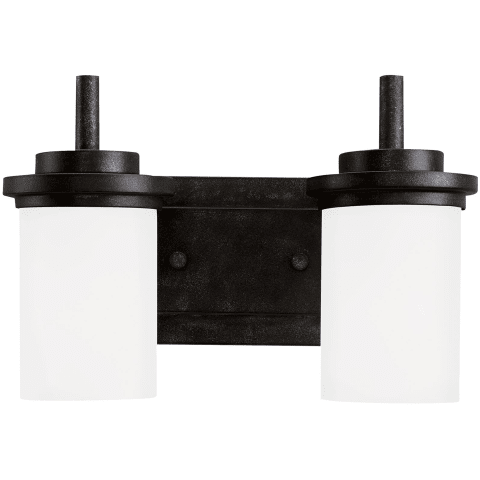 Winnetka Two Light Wall / Bath Blacksmith