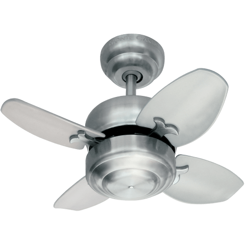 "20"" Mini 20 Fan -  Brushed Steel"
