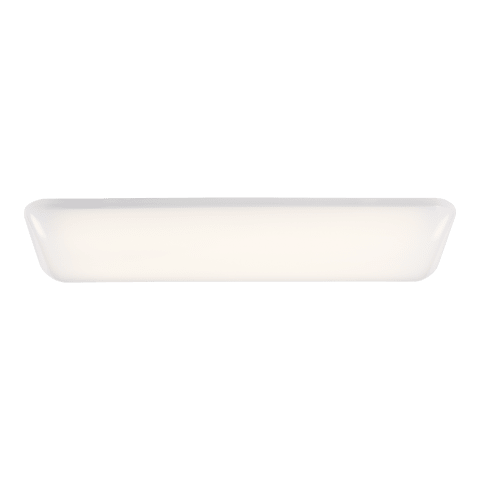 Kolmar Two Foot LED Flush Mount White