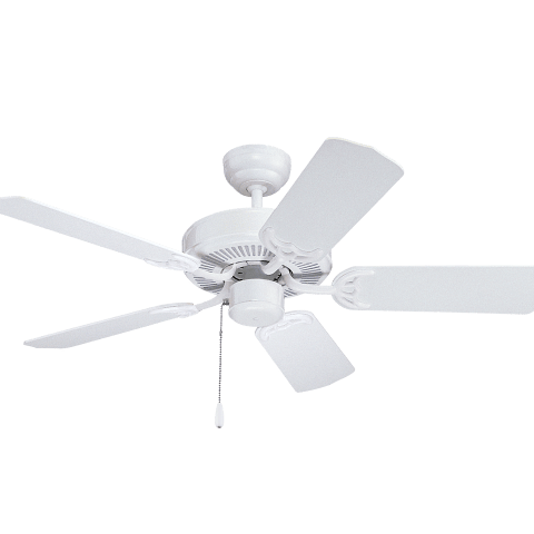 "42"" Homeowner's Select II Fan -  White"