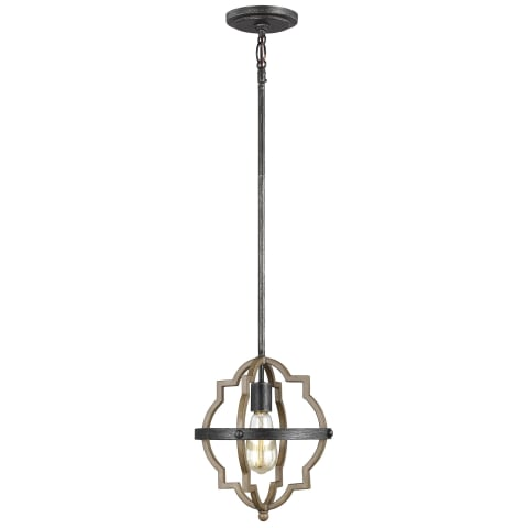 Socorro One Light Mini-Pendant Stardust