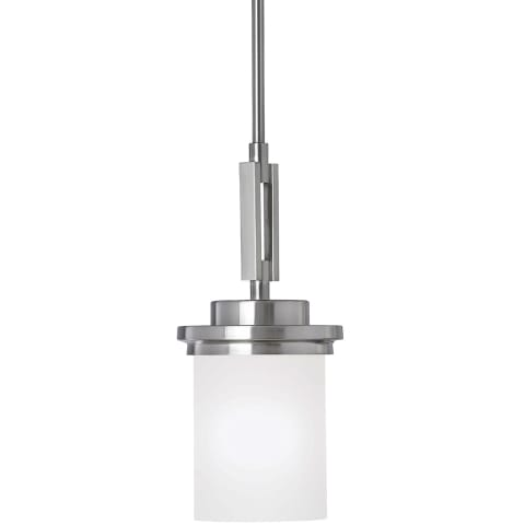 Winnetka One Light Mini-Pendant Brushed Nickel