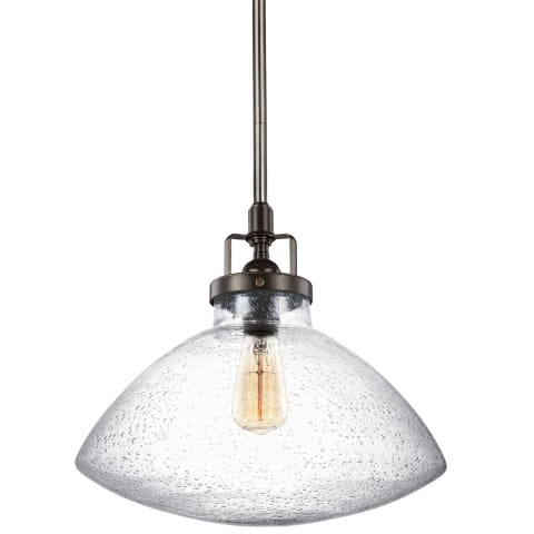 Belton One Light Pendant Heirloom Bronze