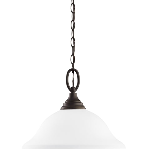Wheaton One Light Pendant Heirloom Bronze