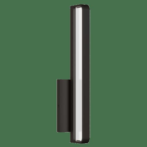 Banda 13 Wall/Bath matte black 3000K 90 CRI integrated led 90 cri 3000k 120v