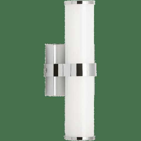 Lynk 12 Wall chrome 3000K 90 CRI integrated led 90 cri 3000k 120v