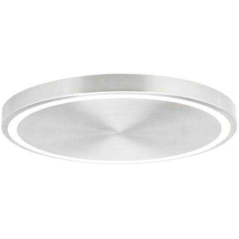 Crest 17 Ceiling 17 satin nickel 3000K 90 CRI integrated led 90 cri 3000k 120v