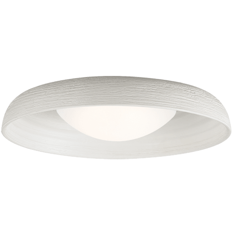 Karam Flush Mount Ceiling White 3000K 90 CRI led 90 cri 3000k 120v