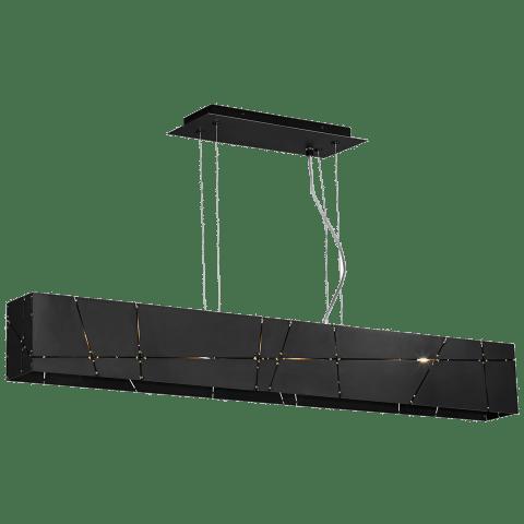 Crossroads Linear Suspension steel halogen 120v (t20)
