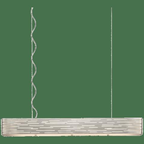 Revel Linear Suspension Satin Nickel 3000K 80 CRI led 80 cri 3000k 120v