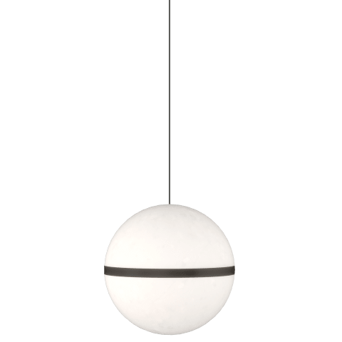 Mini Hanea Pendant MonoPoint nightshade black no lamp