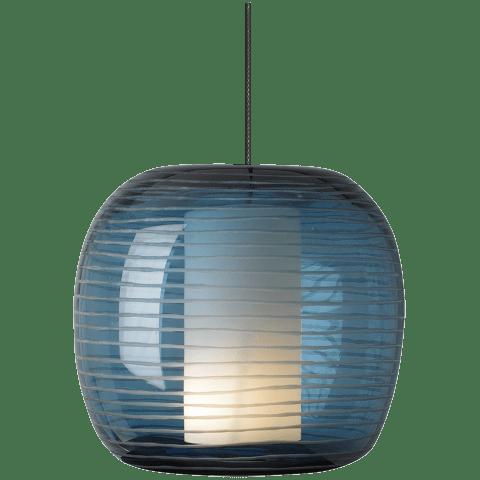 Otto Pendant MonoPoint Steel Blue antique bronze 12 volt halogen (t20)
