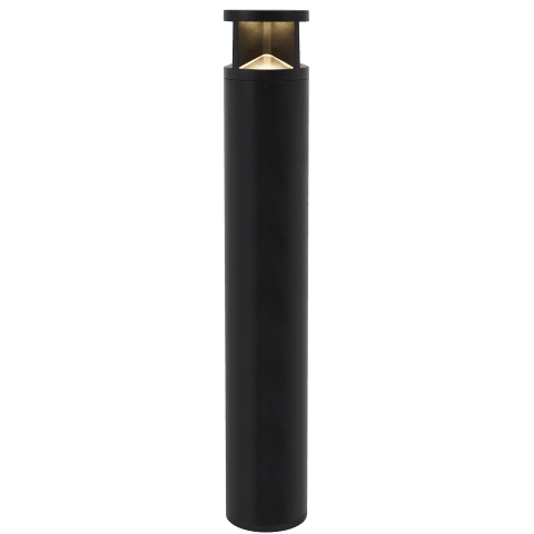Arkay Two 36 Outdoor Bollard black 3000K 80 CRI