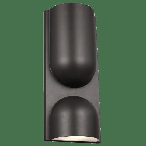 Savino 2 Small Outdoor Wall bronze 3000K-2200K 90 CRI led 90 cri 3000k-2200k 120v