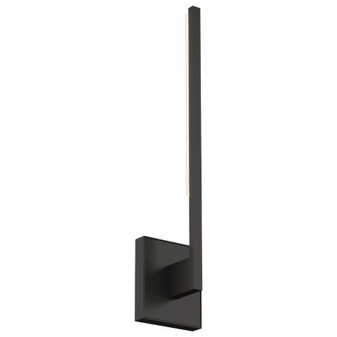 Klee 20 Wall nightshade black 3000K 90 CRI integrated led 90 cri 3000k 120v