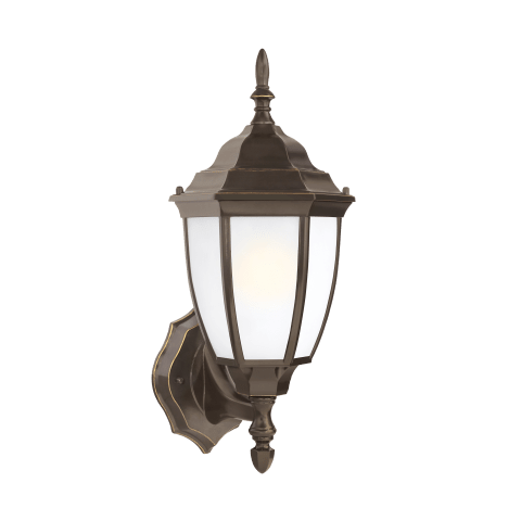 Bakersville One Light Outdoor Wall Lantern Heirloom Bronze