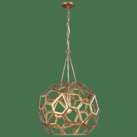 Feccetta Large Pendant Antique Gild