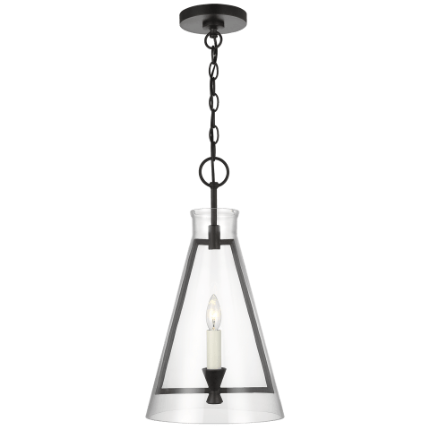 Keystone 1 - Light Pendant Aged Iron