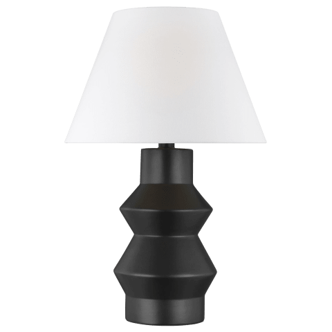 Abaco Large Table Lamp Coal Bulbs Inc
