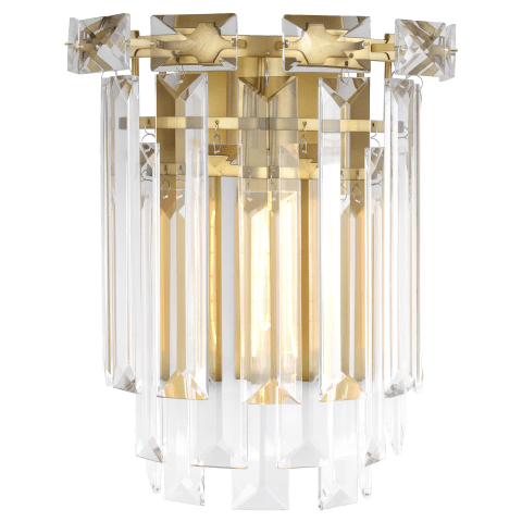 Arden Sconce Polished Nickel