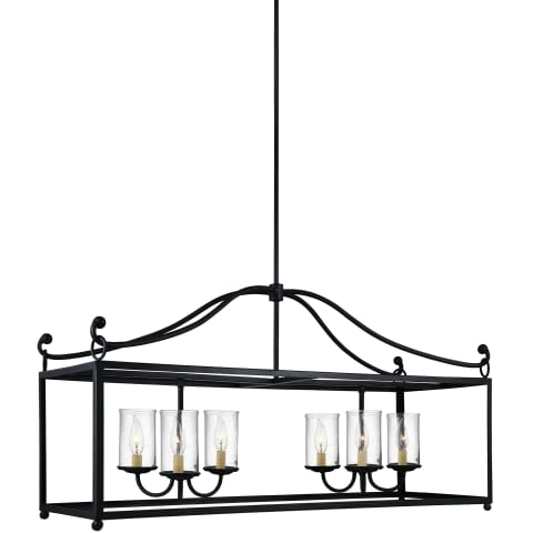 Declaration 6 - Light Island Antique Forged Iron