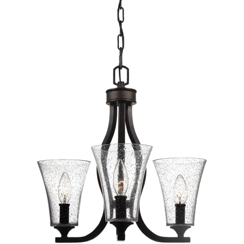 Marteau 3 - Light Chandelier Oil Rubbed Bronze