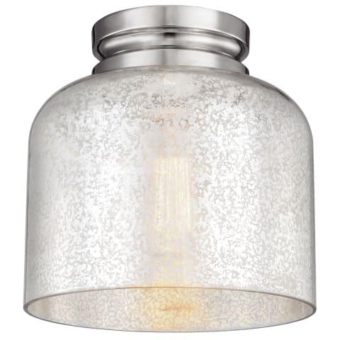 Hounslow 1 - Light Flushmount Polished Nickel