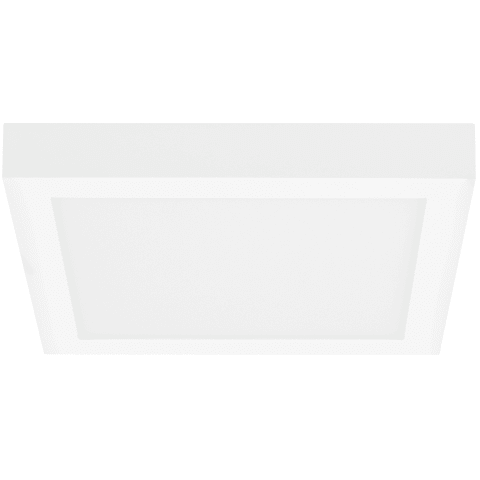 Tenur Square 12 Flush Mount Opal Acrylic white 3000K 90 CRI led module xxw 90 cri 3000k 120v