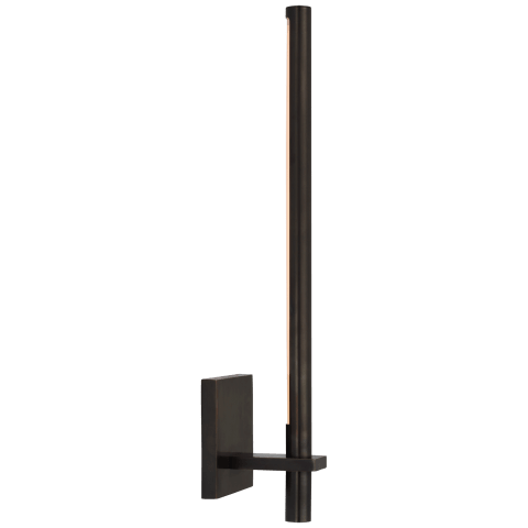 Axis Medium Sconce in Bronze