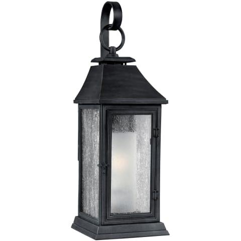 Shepherd Medium Lantern Dark Weathered Zinc