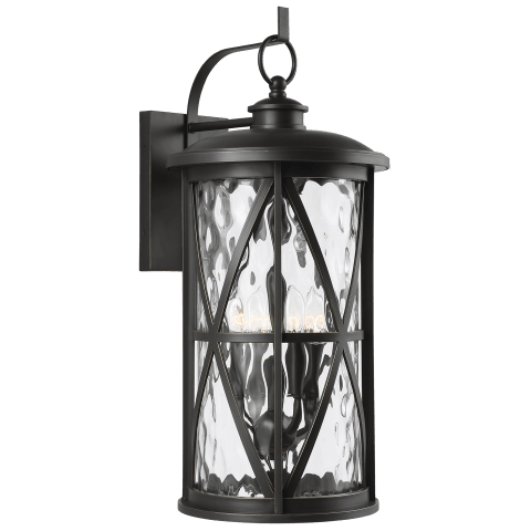 Millbrooke 4 - Light Outdoor Wall Lantern Antique Bronze