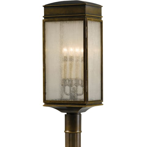 Whitaker Post Lantern Astral Bronze