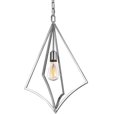 Nico 1 - Light Medium Pendant Chrome