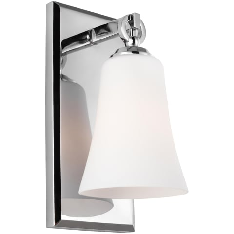 Monterro 1 - Light Wall Sconce Chrome
