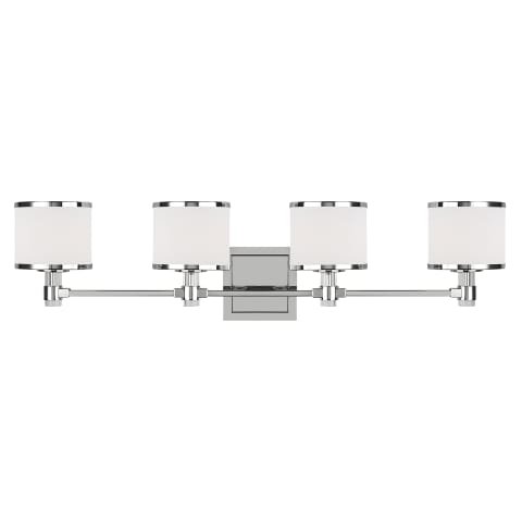 Winter Park 4 - Light Vanity Chrome Bulbs Inc