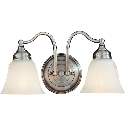 Bristol 2 - Light Vanity Fixture Pewter