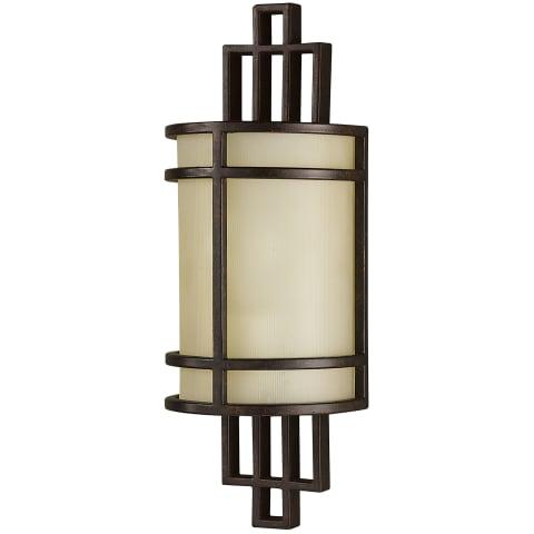 Fusion 1 - Light Sconce Grecian Bronze